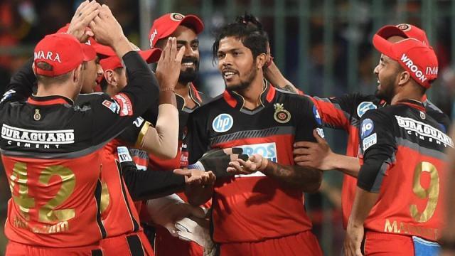 IPL 2018 live streaming: Royal Challengers Bangalore vs Rajasthan ... (Image via IPL2018/Twitter)