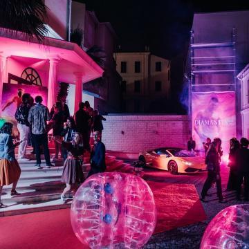 Kitchissime soirée Diamantino au festival de Cannes