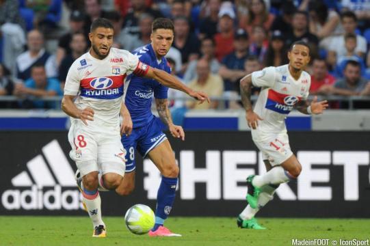 Ligue 1 : Matchs, OL 4 - 0 Strasbourg - madeingones.com