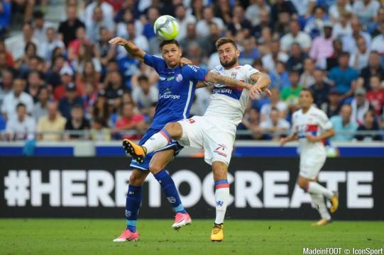 Photos OL Ligue 1 : Matchs, OL 4 - 0 Strasbourg - madeingones.com