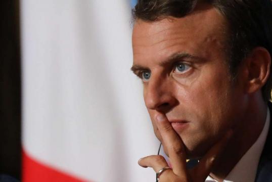 Cinq promesses d'Emmanuel Macron attendues en 2018   Lui Président - lemonde.fr