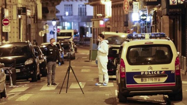 L'auteur de l'attaque au couteau à Paris identifié - France - RFI - rfi.fr