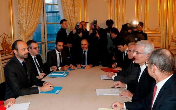 Réforme de la SNCF : direction et syndicats reçus ce lundi par le ... - leparisien.fr