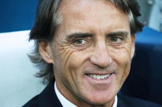 Roberto Mancini, nuovo C.T. dell'Italia.