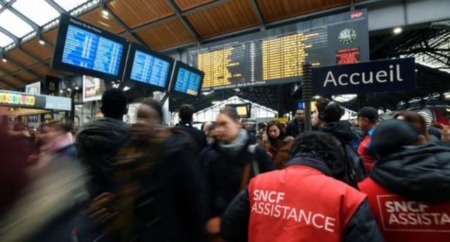 SNCF : voici le calendrier des 36 jours de grève prévus jusqu'en ... - ladepeche.fr