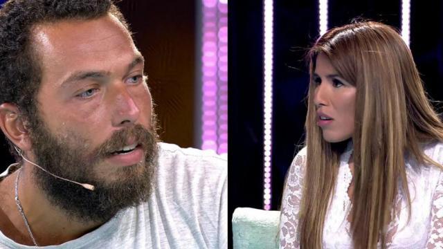 Supervivientes | Alberto Isla estalla en su reencuentro con Isa ... - telecinco.es