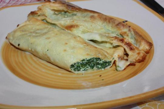 Crepes con ricotta e spinaci | Pomodoro Rosso Ricette Semplici e ... - pomodororosso.it