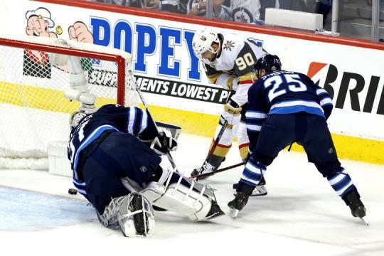 El ex Red Wing, Tomas Tatar, marcó el primer gol del partido. NHL.com.