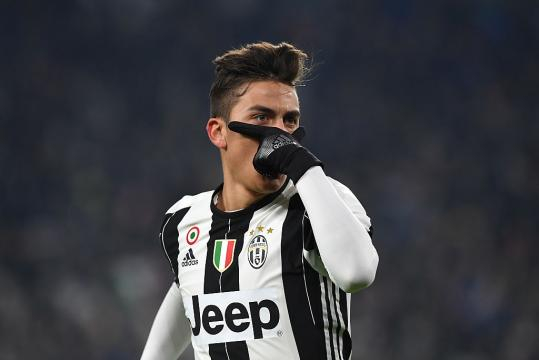 "Juventus star Paulo Dybala explains meaning behind ""gladiator mask ... - squawka.com"