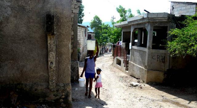 Lo que hay que hacer para beber agua en Haití | Planeta Futuro ... - elpais.com