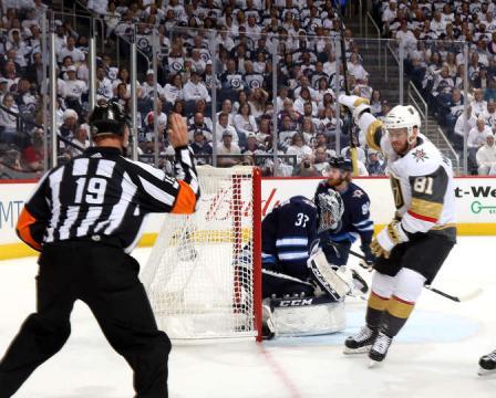 Marchessault metió dos goles en el partido. NHL.com.