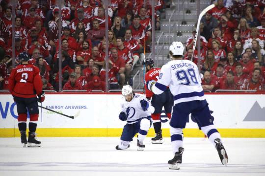 Point ha sido el héroe inesperado del Lightning en los playoffs. NHL.com.