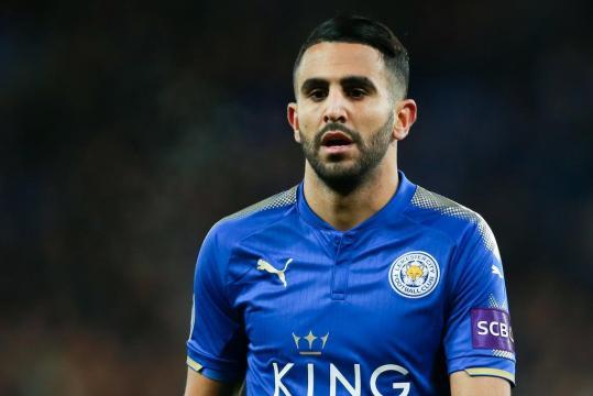 Football Angleterre - Leicester, Man City… Le « gros bébé » Mahrez ... - foot01.com