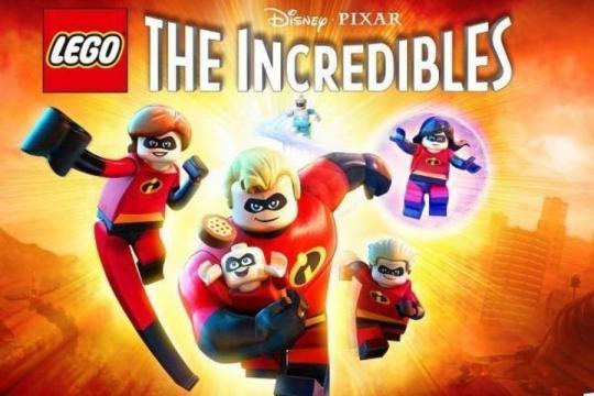 Increíbles tendrán un videojuego de Lego - latercera.com