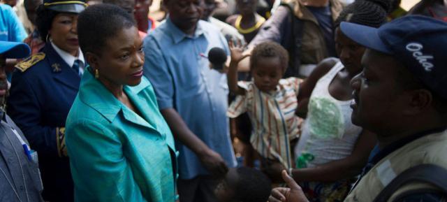 Forte hausse du nombre de réfugiés centrafricains au Cameroun ... - un.org