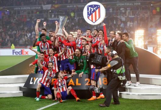 L'Atlético Madrid remporte la finale de l'Europa League face à ... - lesoir.be