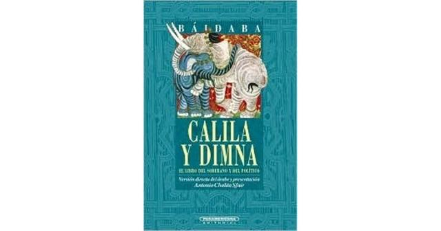 Calila y Dimna by Anonymous - goodreads.com