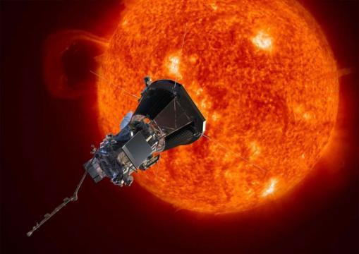 NASA lanzará una sonda directamente hacia el sol - com.do