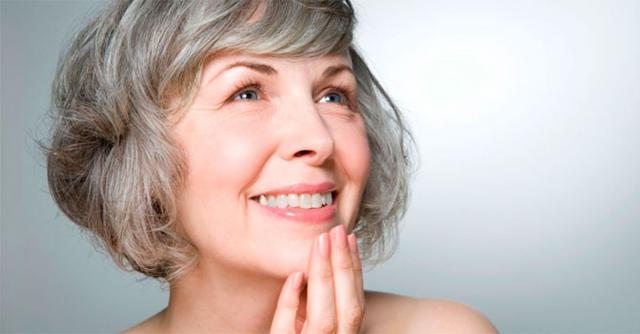 Aprenda a cuidar su cabello blanco - e-Consejos - econsejos.com