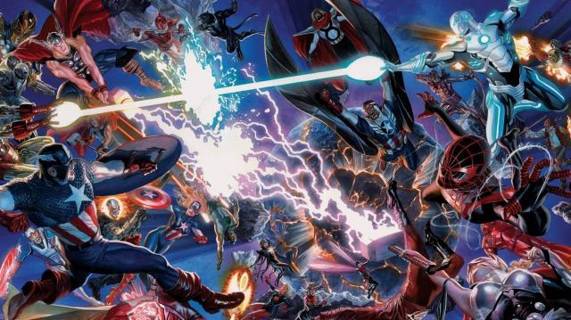 Marvel's Secret Wars #1 - (Image via Marvel/Youtube)
