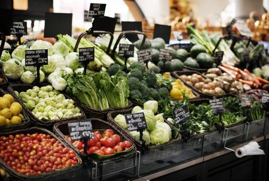 A troca de alimentos industrializados pelos alimentos naturais é gradativa e eficaz.