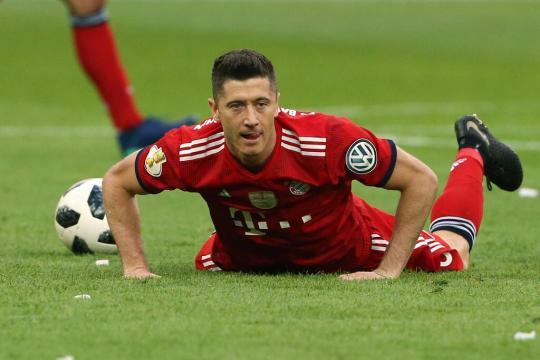 Transfergerücht zu Robert Lewandowski: FC Chelsea soll irre Summe ... - gmx.ch