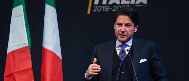 Il neopremier incaricato, Giuseppe Conte