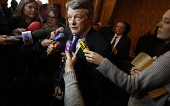 Souhaitez-vous que Jean-Louis Borloo rallie Emmanuel Macron ? - Le ... - leparisien.fr