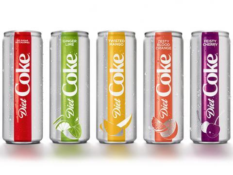 Coca-Cola lanza cuatro nuevos sabores - wordpress.com