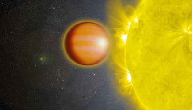 NASA: la asfixiante atmósfera de un planeta enigmático ... - peru.com