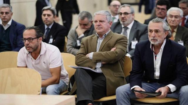 Caso gurtel y la sentencia que agrupa a varias personas del partido PP
