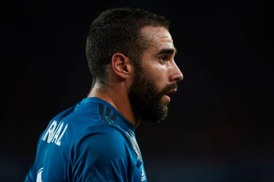 Dani Carvajal banned for Real Madrid v PSG | Squawka Football - squawka.com