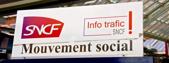 Réforme de la SNCF :