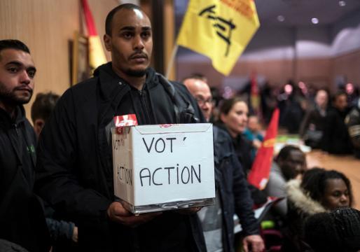 Un vote pour l'action – nvo - nvo.fr