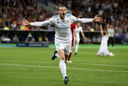 Bale salió de la banca para marcar dos goles claves en el 2do tiempo; fue el MVP de la final. MARCA.com.