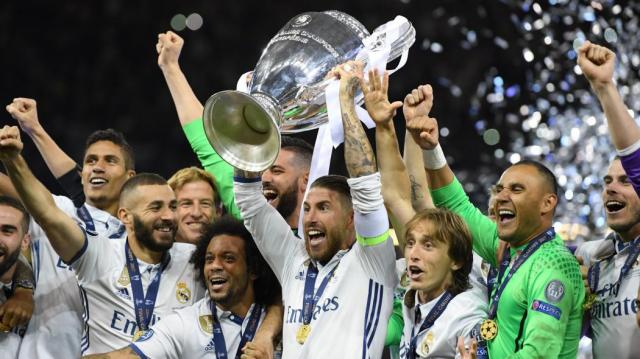 Real Madrid Beat Liverpool to win third successive Champions ... [Image Credit: naija247news/Youtube]