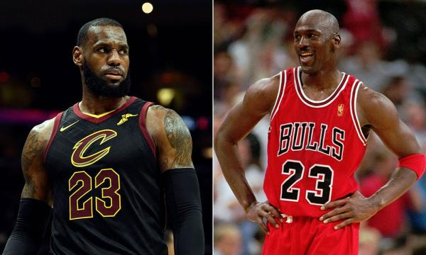 Here's how LeBron James compares with Michael Jordan at age 33 ... - usatoday.com