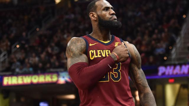LeBron James a los Warriors? ¿Y por qué no a los Lakers? - elespanol.com