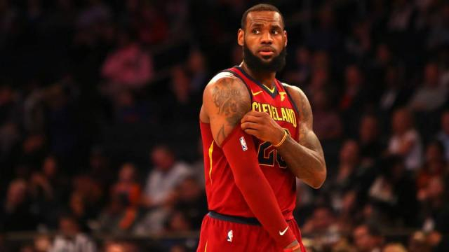 LeBron James, new-look Cavs finding open path to NBA Finals at ... - sportingnews.com