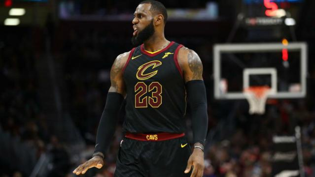 NBA: LeBron James desvela el