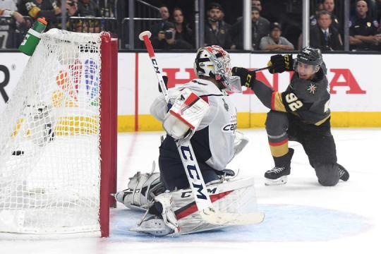 Vegas ganó un vibrante juego 1 de Stanley Cup Final. NHL.com.