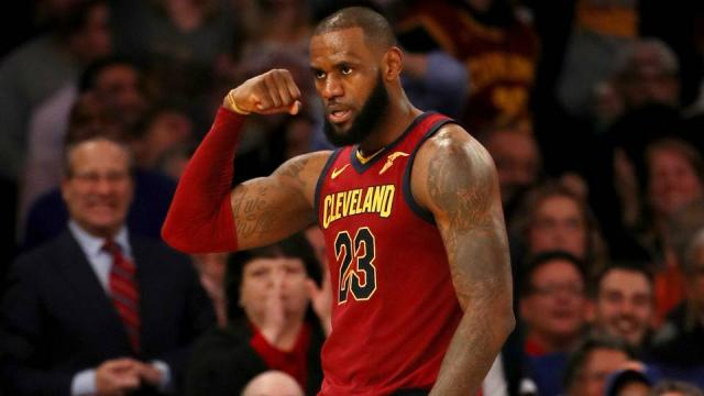 What is LeBron James' net worth? Breaking down how much Cavs star ... - sportingnews.com