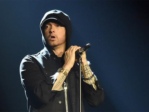 Eminem Takes Control Of His Twitter   HipHopDX - hiphopdx.com