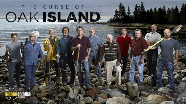 Serie de TV Rent Al Curse of Oak Island (2014-2016) ... - cinemaparadiso.es