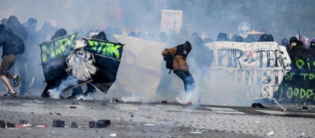 1er mai à Paris: 109 personnes en garde à vue - blastingnews.com