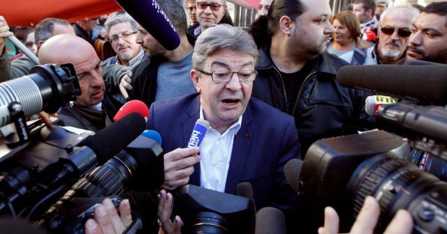 Les Black blocs cassent le 1er mai: Jean-Luc Mélenchon admet s ... - huffingtonpost.fr
