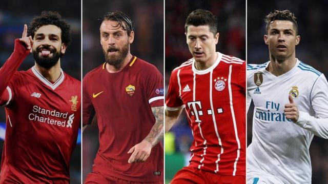 Liverpool, AS Rome, Bayern Munich et Real Madrid : un dernier ... - eurosport.fr