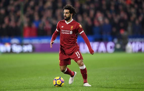 "Mohamed Salah says he's ""happy at Liverpool"" amid talk of Real ... - squawka.com"