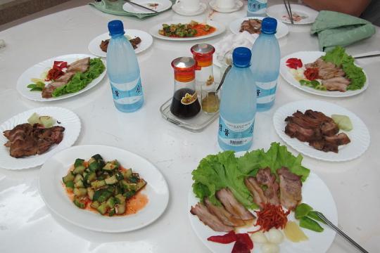 Cuisine of North Korea (Image credit – Suez (Sophia), Wikimedia Commons)