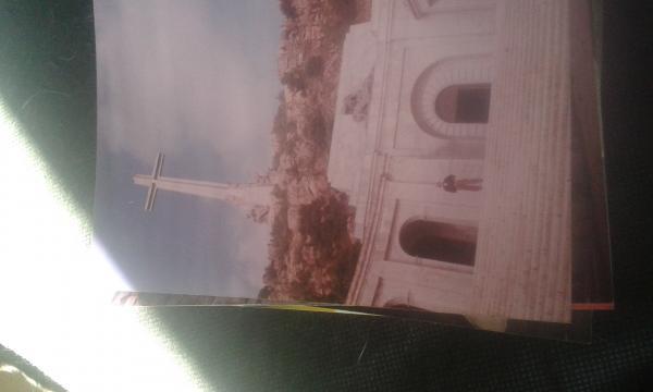 En aquellos años en mi viaje a Madrid